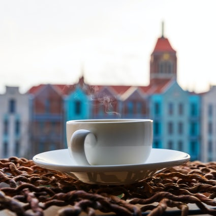 Coolest cafés in the old town of Gdansk