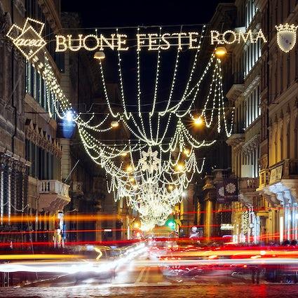 Dove non andare per Natale a Roma