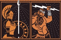 Un viaggio nella mitologia; Olimpo