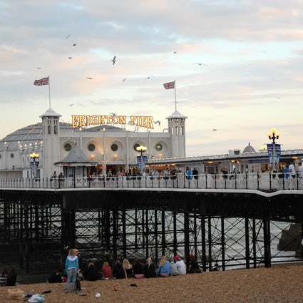 Brighton, la ville la plus chic du Royaume-Uni