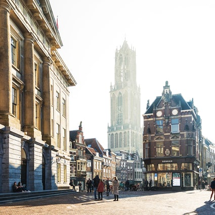 "Bienvenidos a Utrecht, la ""pequeña"" Ámsterdam!"