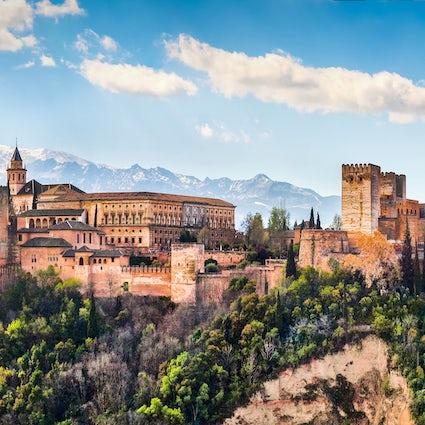 Granada, la ciudad de los mil castillos!