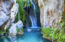 Feel at one with nature at the Fuentes de Algar