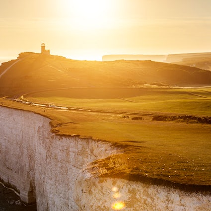 Beachy Head - Fine del mondo