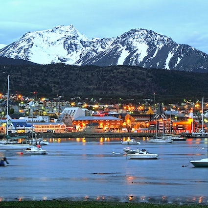 Ushuaia, a visit to the end of the world