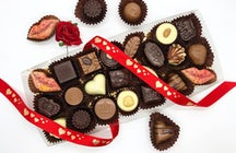 Romania's best chocolate at Luado in Braşov