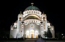 Belgrado verhalen: Hram Svetog te besparen