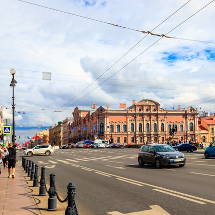 Highlights of Nevsky Prospect, St. Petersburg emblematic street