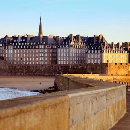 Saint-Malo, perle de la Bretagne