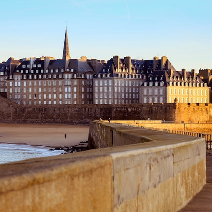 Saint-Malo – the true pearl of Brittany