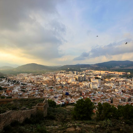 Dipping into Spanish culture in Sagunto