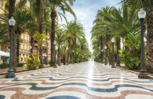 Strolls and festivals in Alicante