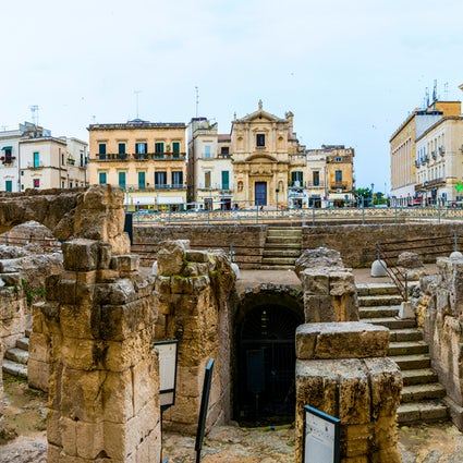 Lecce's must-visit historical gems