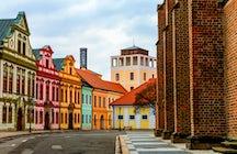 Czechia's pearl, Hradec Kralove