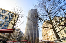 Remarkable buildings in Paris: Montparnasse Tower