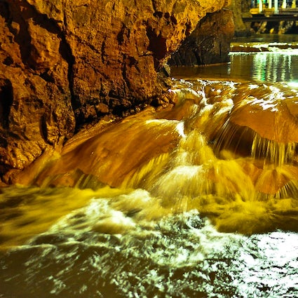 For the daring: explore the Hell Cave (Jama Pekel) in Slovenia