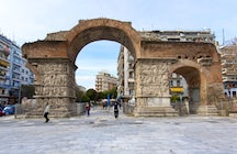 The story behind Thessaloniki's Landmarks; The Arch of Galerius and Rotunda