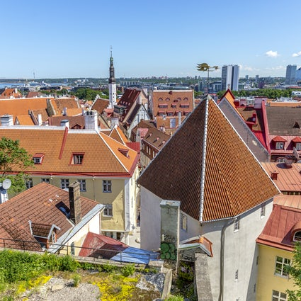 Explore Tallinn's Old Town on a budget