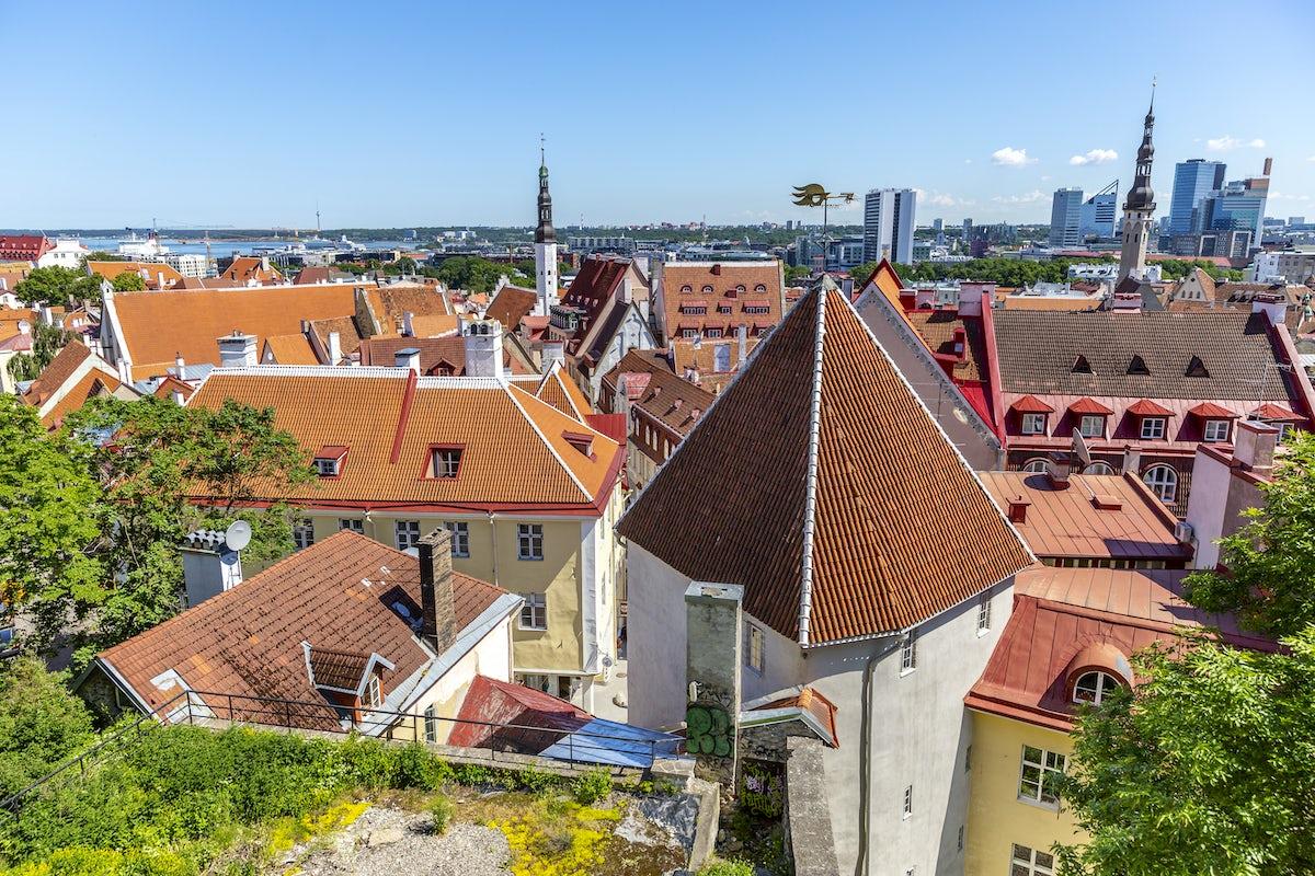 Explore Tallinn's Old Town on a budget