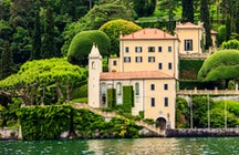 Historical Villas on the Lake Como
