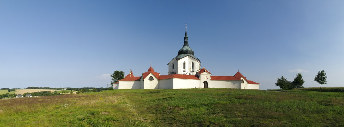 Europe's Most Unique Shaped Church
