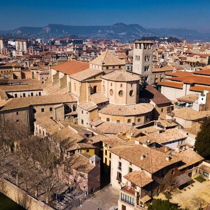Tagesausflug nach Vic im alten Katalonien