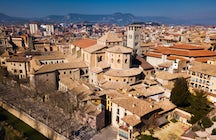 Day trip to Vic in ancient Catalonia