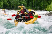 Rafting in Rishikesh: adrenaline rush on the Ganga River