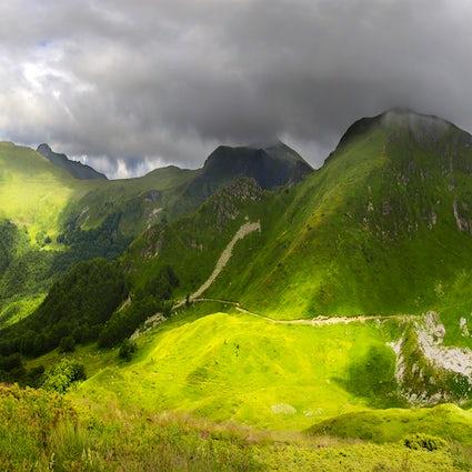 Randonnée sur le mont Bjelasica