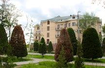 Shipa Su healing sanatorium in Saryagash