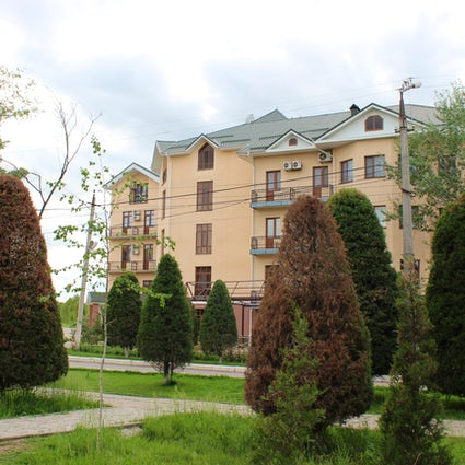 Sanatorio de curación Shipa Su en Saryagash