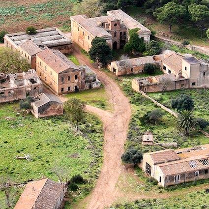 Villaggio Asproni, un sitio de arqueología industrial en Cerdeña