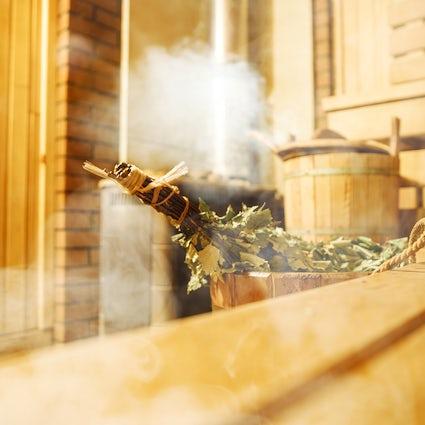Eine finnische Sauna in Helsinki finden