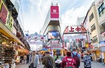 Sorprendente Ueno: El latido cultural de Tokio