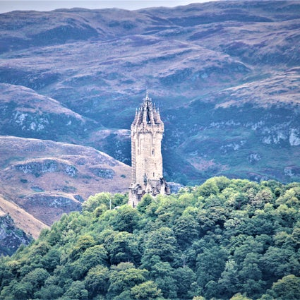 Reliving Scottish independence in Stirling