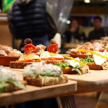 Tapas restaurants in Namur for your small (or big) cravings