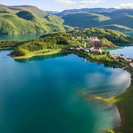 Where peace meets wildlife - Rama Lake