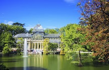 A stroll through Retiro