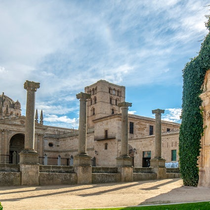 Zamora, the European capital of the Romanesque and its tapas