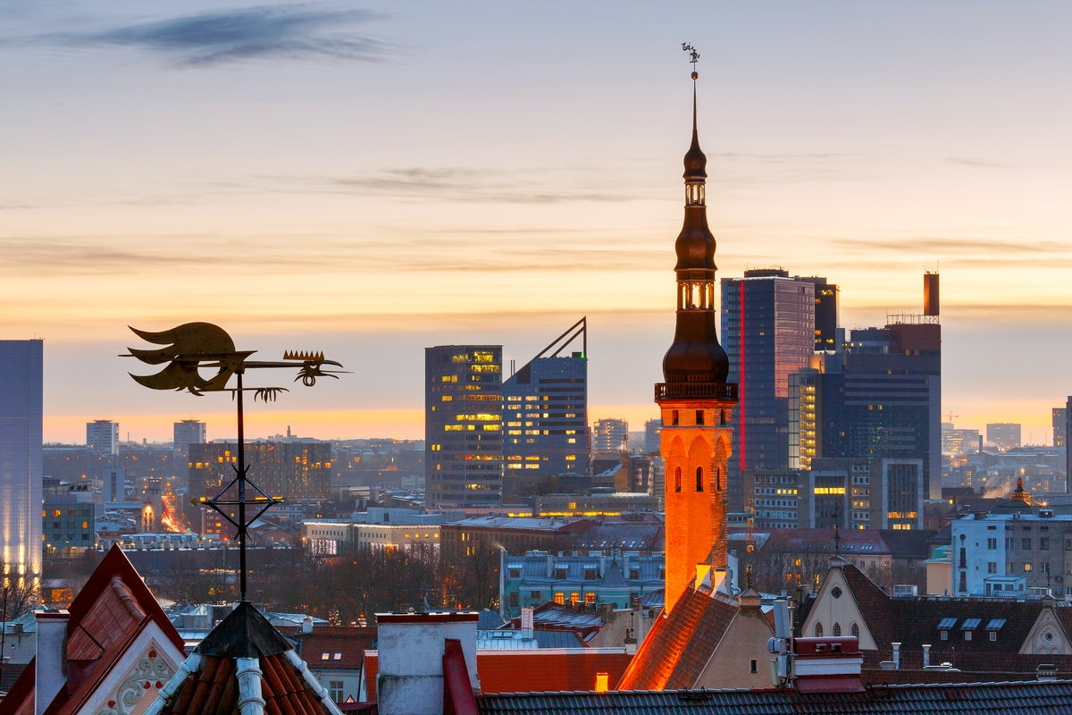 Estonia, a small country that makes up in great things