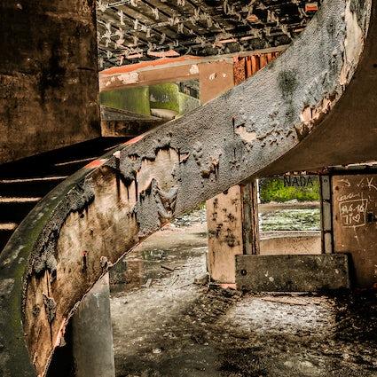 Monte Palace : les ruines d'un hôtel de luxe aux Açores