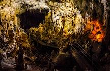 The underground world of Bear's Cave
