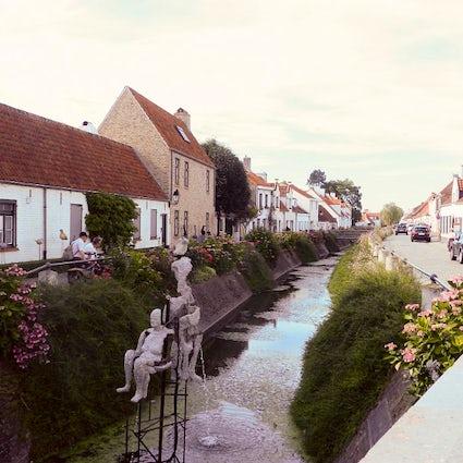 Lissewege, België verborgen parel