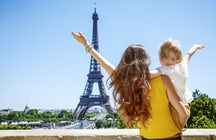 Paris with kids: from cinema to balloon ride