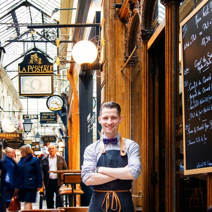 The Brasseries - where the spirit of Paris lives