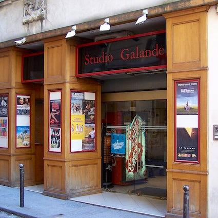 Best movie theaters in Paris: Studio Galande