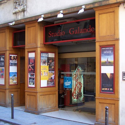 Best movie theaters in Paris: Studio Galande