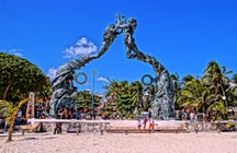 Must-visit stranden in Playa del Carmen