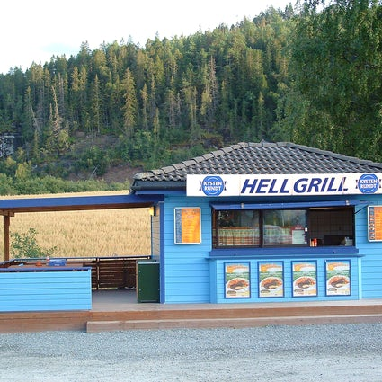 Do you want to visit Hell? In Norway