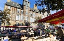 The Marché des Lices, Rennes' amazing market